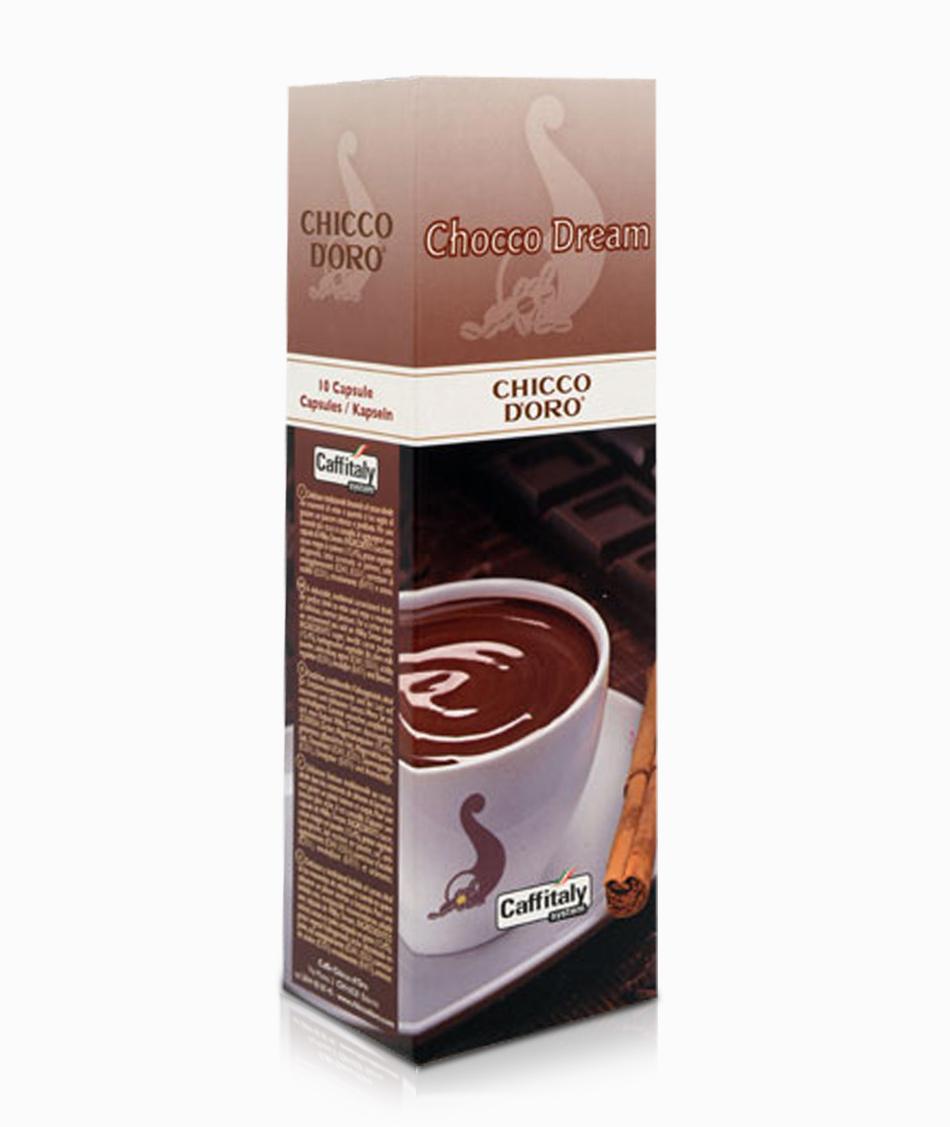 Bevanda al gusto cacao -cioccolato Caffitaly 10 capsule