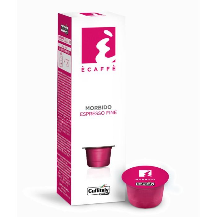 Morbido caffè Caffitaly 10 capsule
