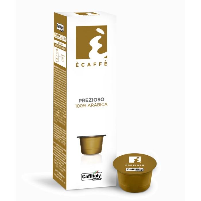 Prezioso caffè Caffitaly 10 capsule