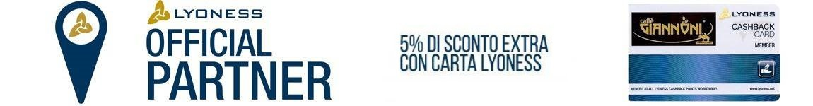 Carta Lyoness sconto 5% extra