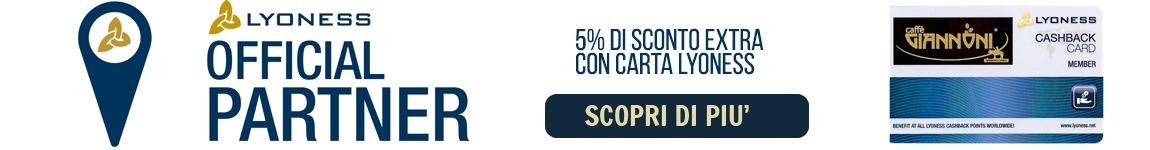 Carta Lyoness sconto 5%