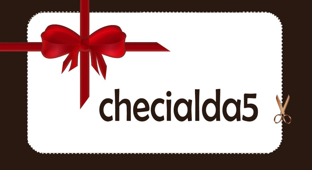 coupon checialda5